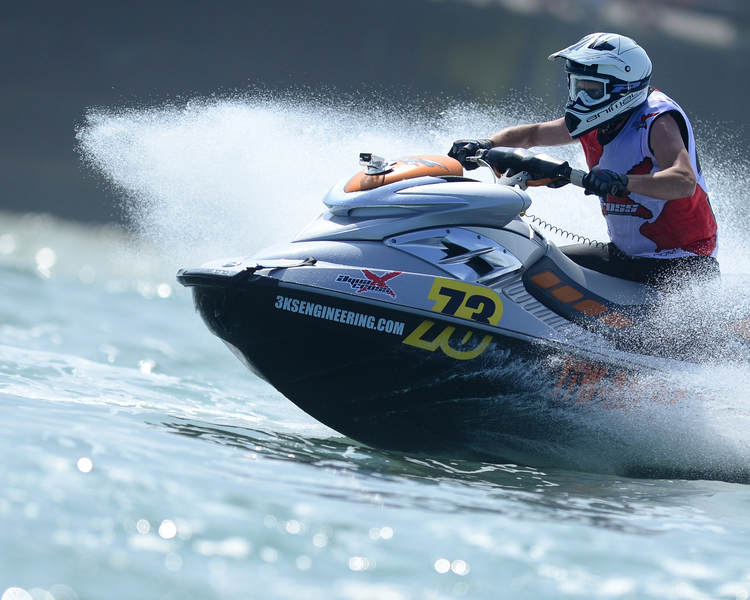 Chris Phillips - P1 AquaX Rider