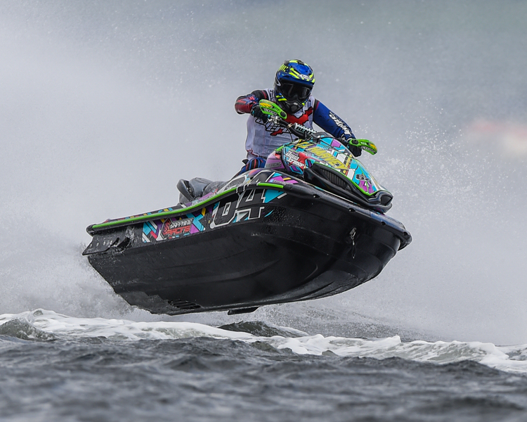 Joseph Harvey - P1 AquaX Rider