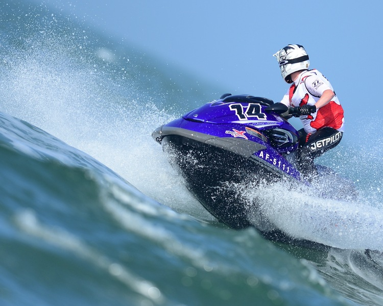 Neil Smith - P1 AquaX Rider