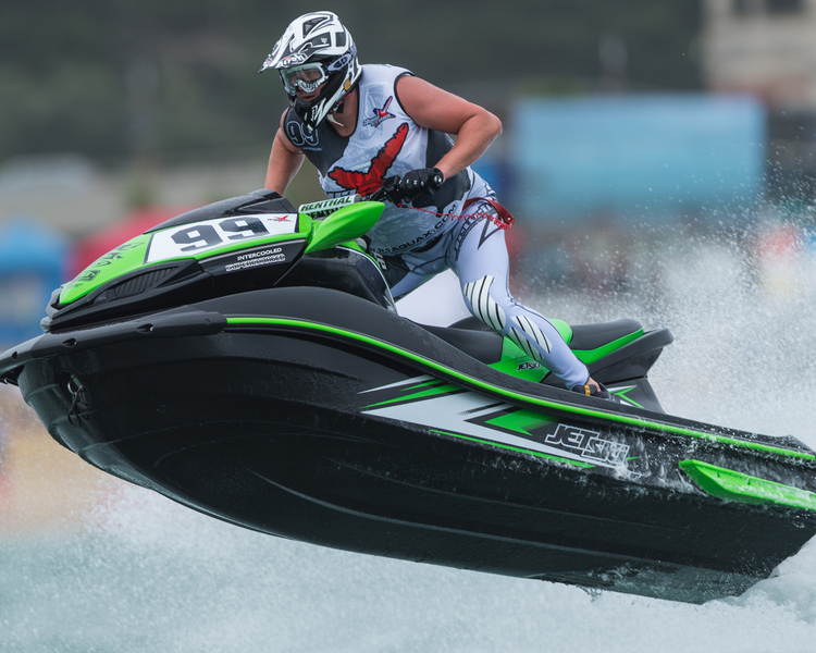 Nick Thompson - P1 AquaX Rider