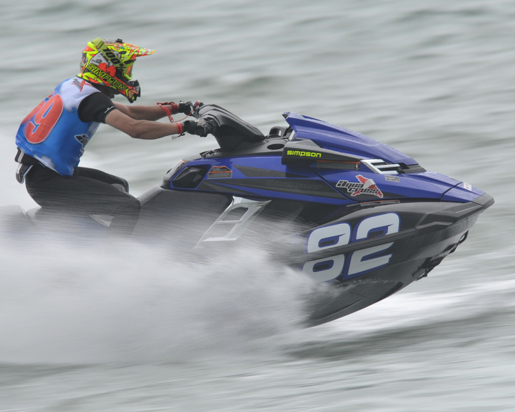 Robert Simpson - P1 AquaX Rider