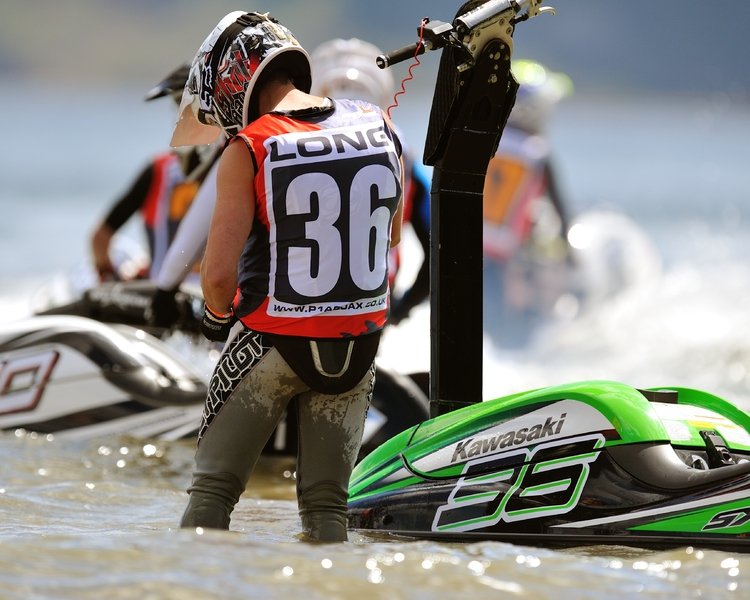 Rob Long - P1 AquaX Rider
