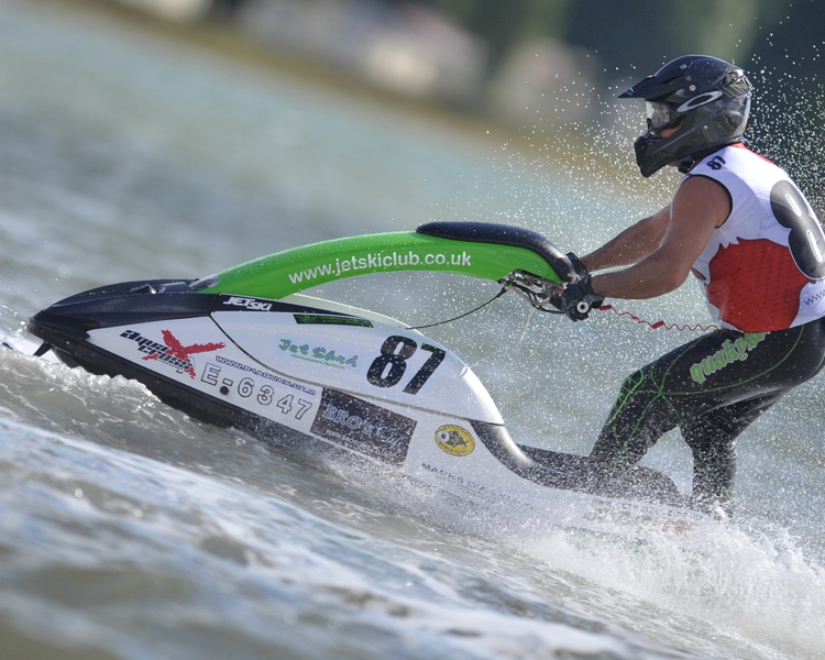 Paul Taylor - P1 AquaX Rider