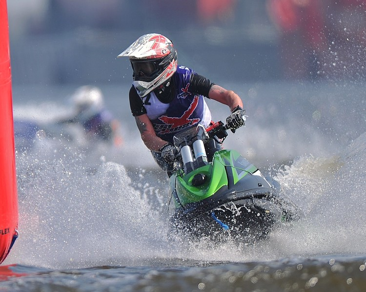 Paul Webster - P1 AquaX Rider