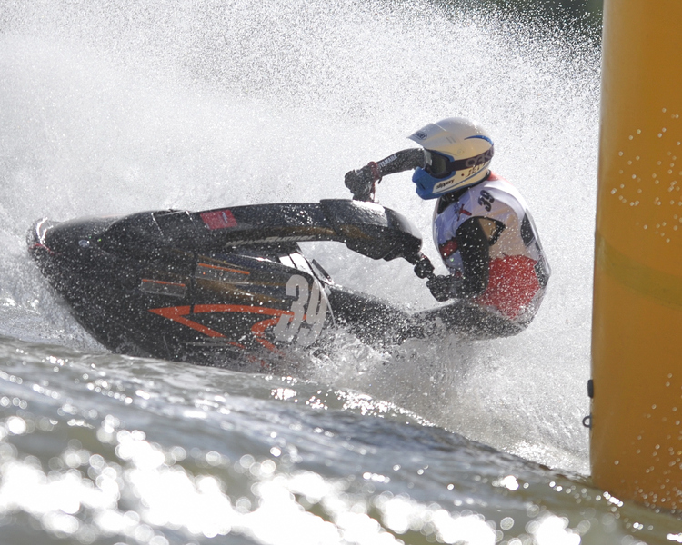 Cathy O'Neil - P1 AquaX Rider