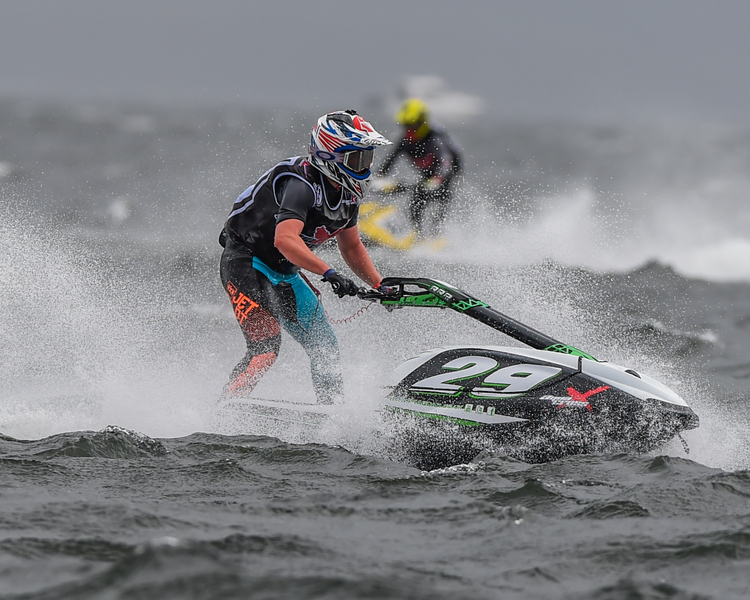 Harrison Malin - P1 AquaX Rider