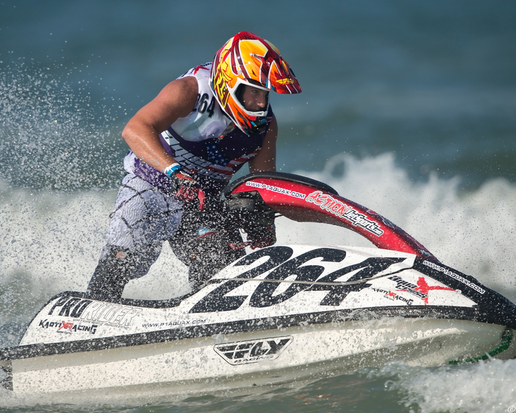 Shawn Mayo - P1 AquaX Rider