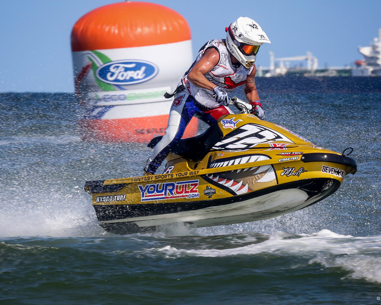 Johnny Smith - P1 AquaX Rider