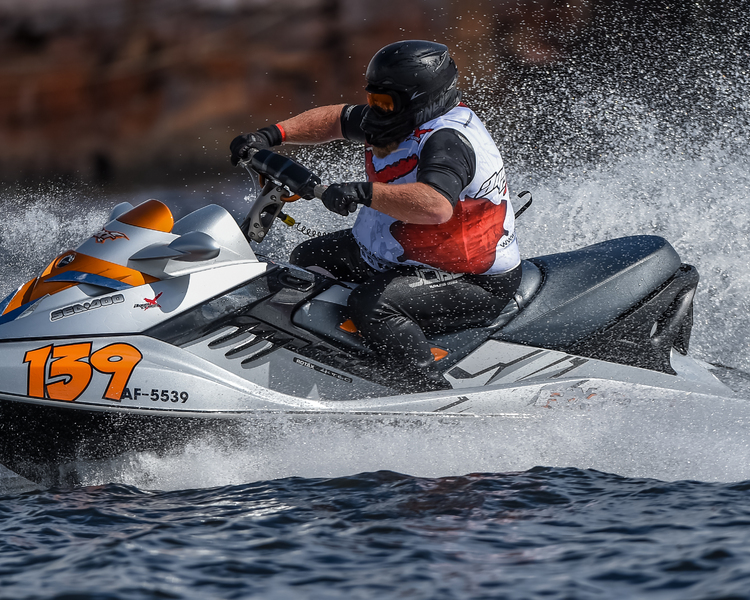 Tom Rice - P1 AquaX Rider