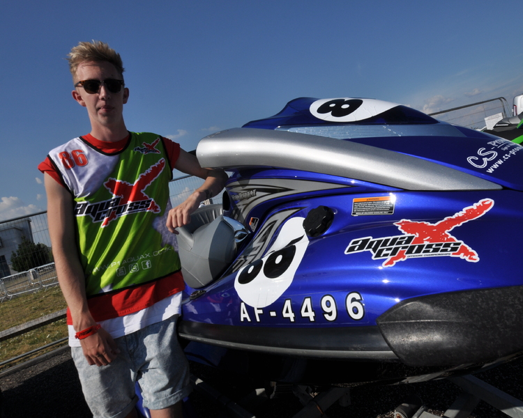 Alex Lemon - P1 AquaX Rider
