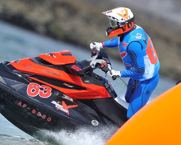 Daniel Harvey - P1 AquaX Rider