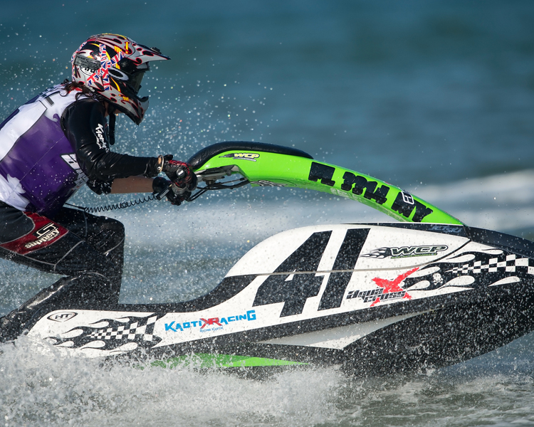 Jan Levell - P1 AquaX Rider