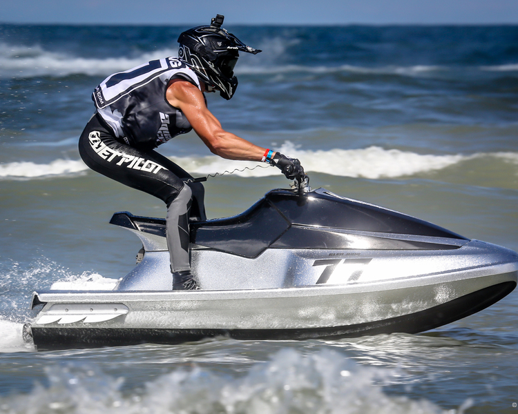 Glen Jung - P1 AquaX Rider