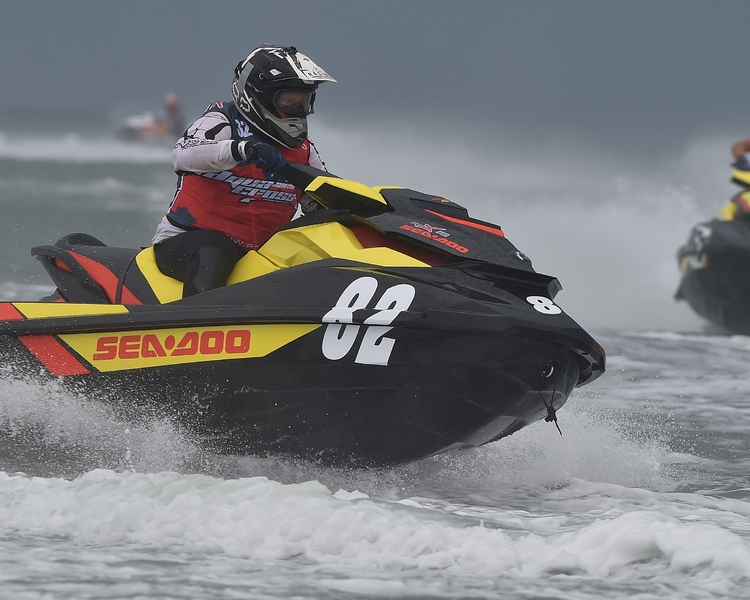Fred Luther - P1 AquaX Rider