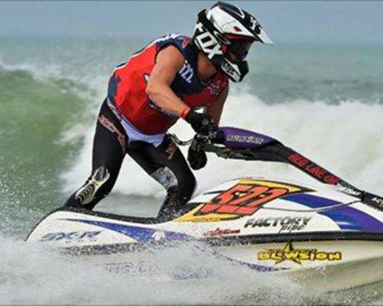 Johnny Havell - P1 AquaX Rider