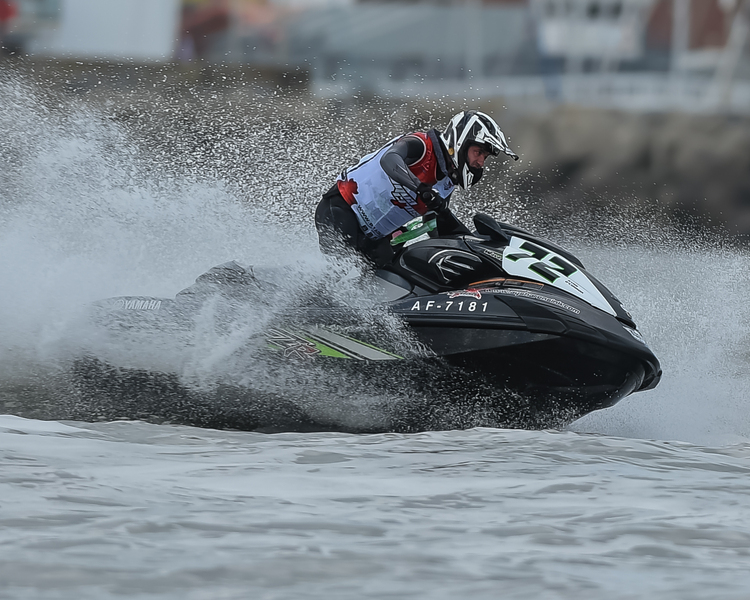 Ryan O'Conner - P1 AquaX Rider