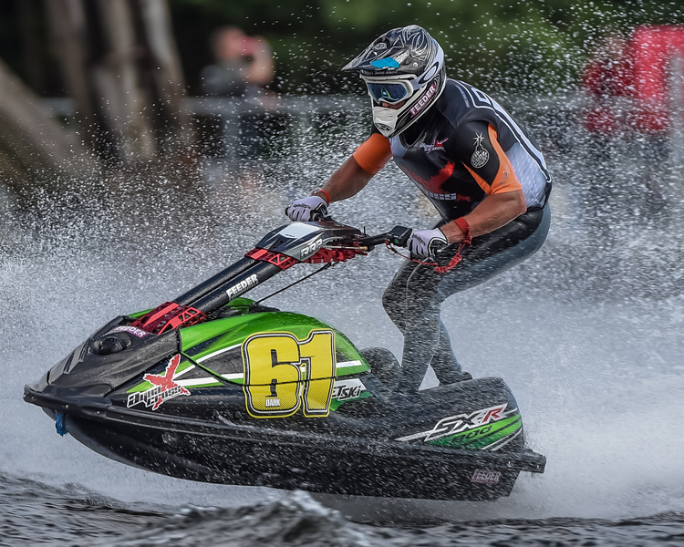 Tom Dark - P1 AquaX Rider