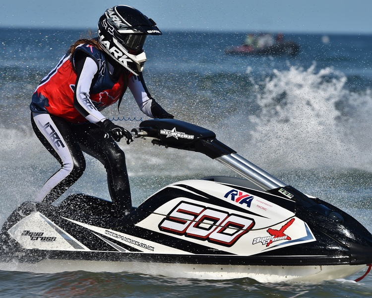 Beth Long - P1 AquaX Rider