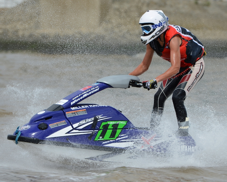 Aaron Cantwell - P1 AquaX Rider