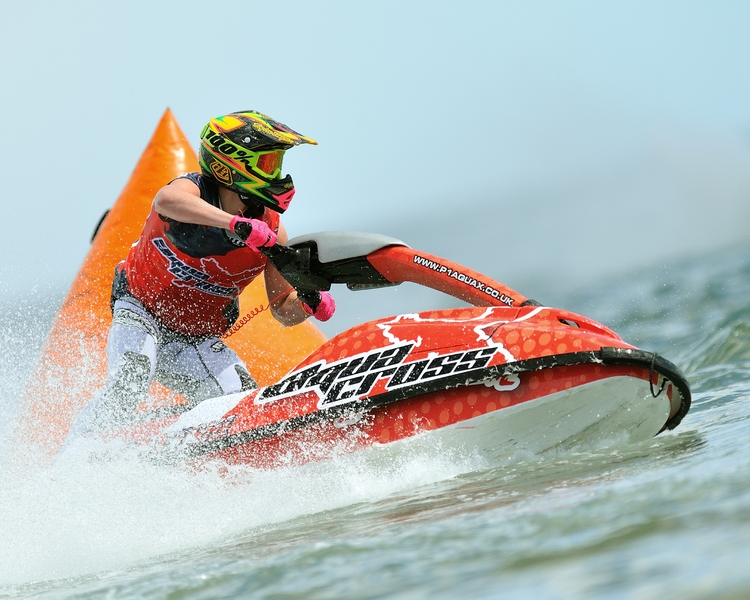 Kane Brown - P1 AquaX Rider