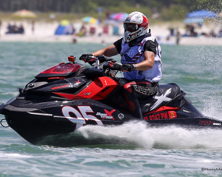 Mark Ingemi - P1 AquaX Rider