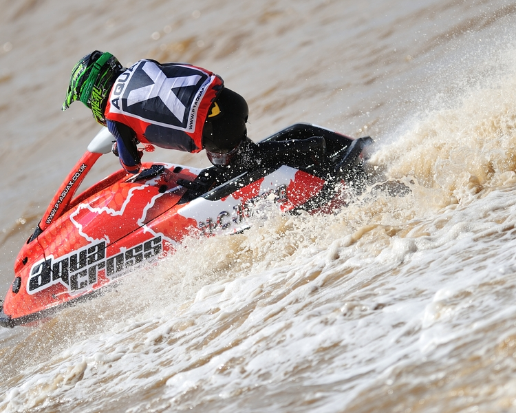 Lee Hindle - P1 AquaX Rider