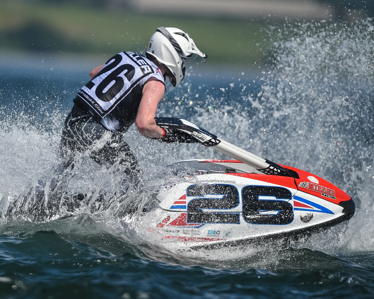Tom Miller - P1 AquaX Rider
