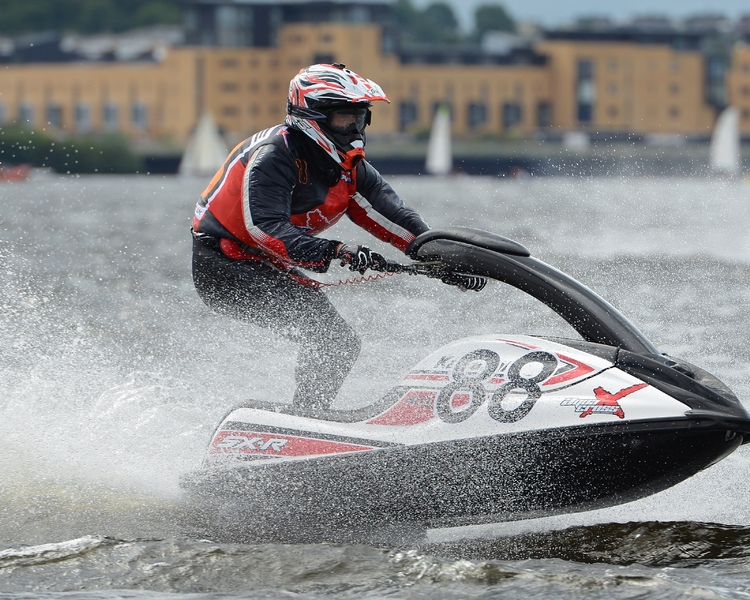 Adam Lee - P1 AquaX Rider