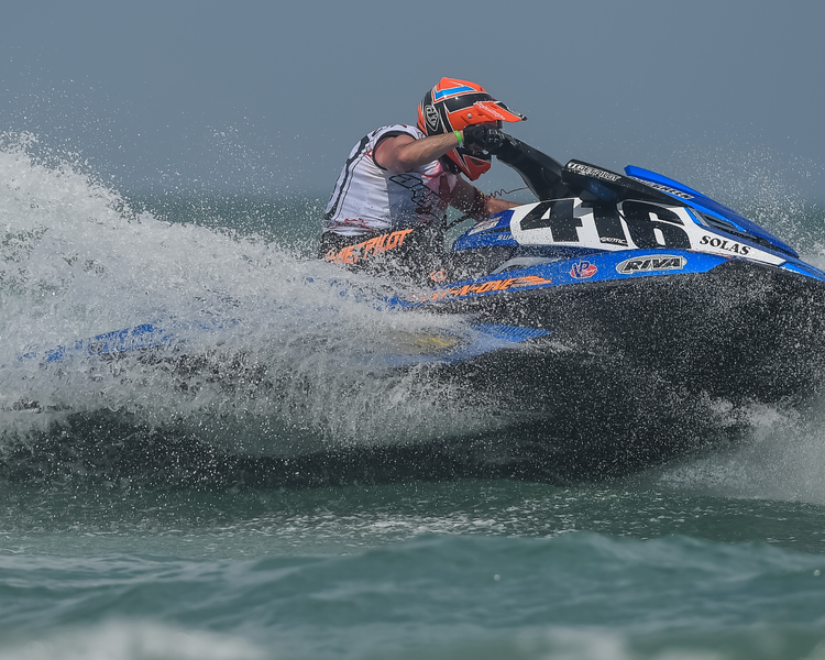 Paul Green - P1 AquaX Rider