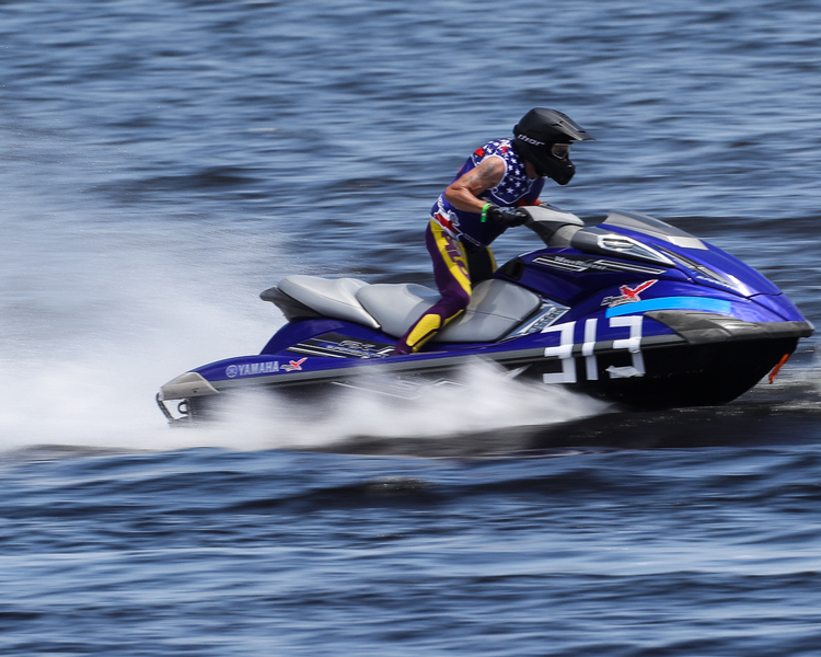 Chris Lewis - P1 AquaX Rider