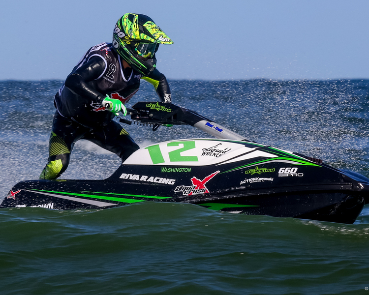 Isaiah Washington - P1 AquaX Rider