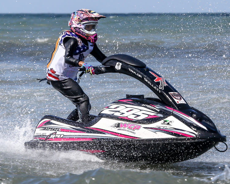 Taylor Skellett - P1 AquaX Rider