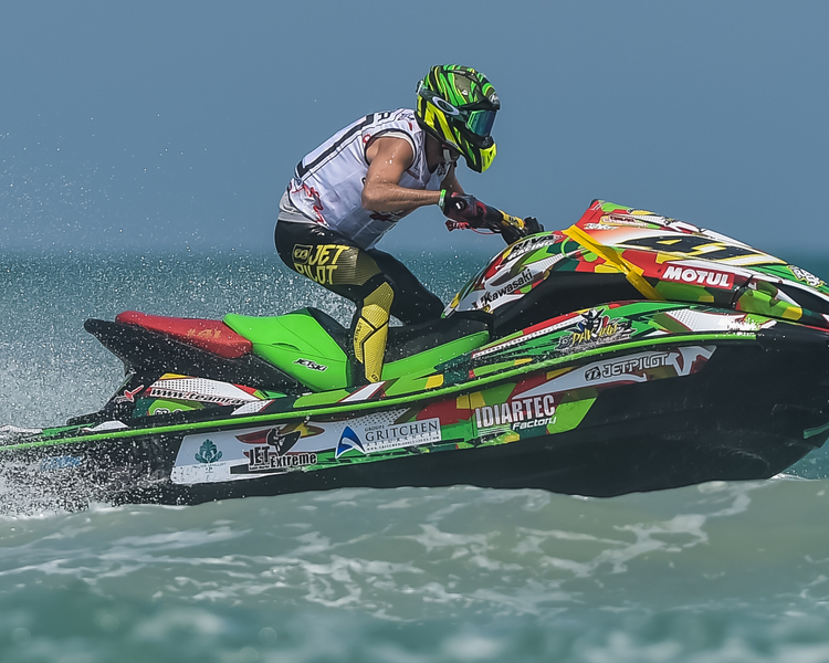 David Chassier - P1 AquaX Rider