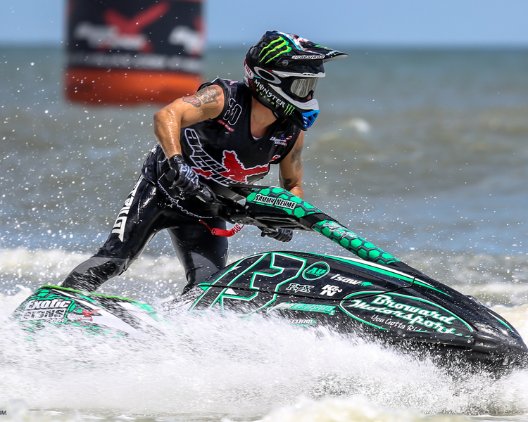 Chris MacClugage - P1 AquaX Rider