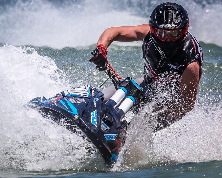 James Wilson - P1 AquaX Rider