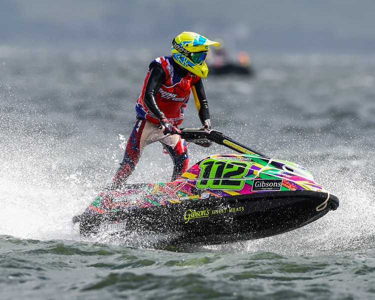 Bailey Gibson - P1 AquaX Rider