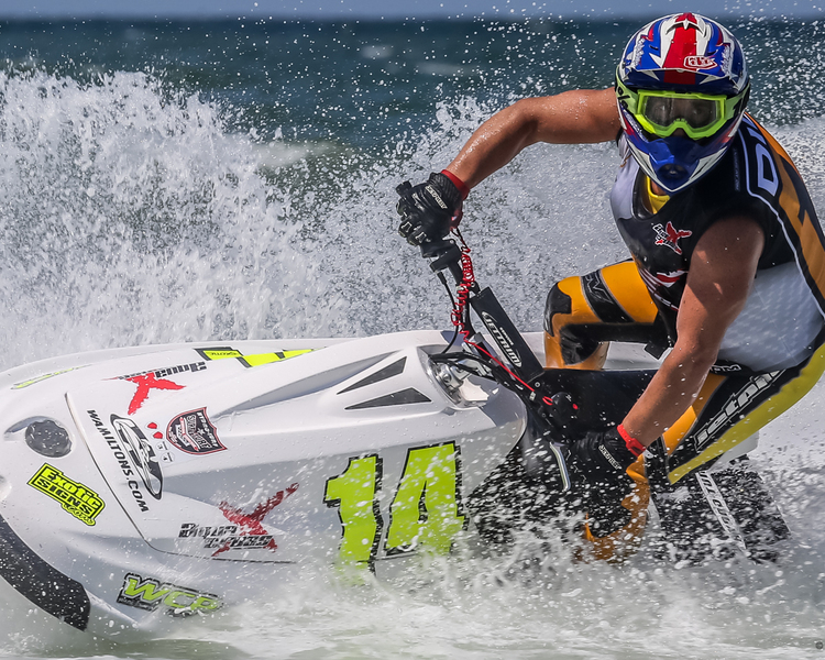 Keith Dill - P1 AquaX Rider