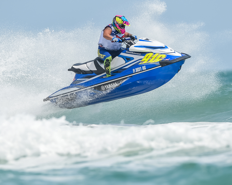 Mike Arcamone - P1 AquaX Rider