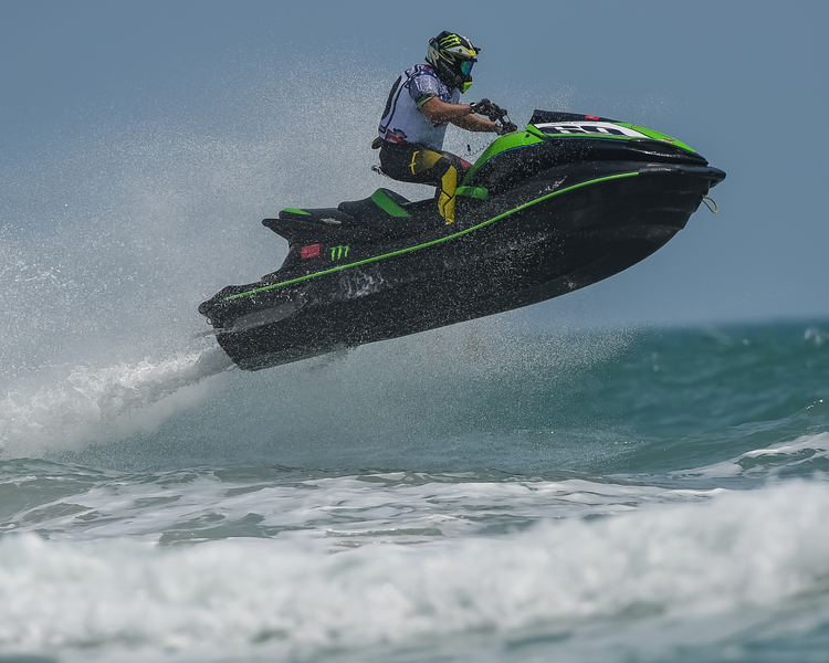 Anthony  Figueroa - P1 AquaX Rider