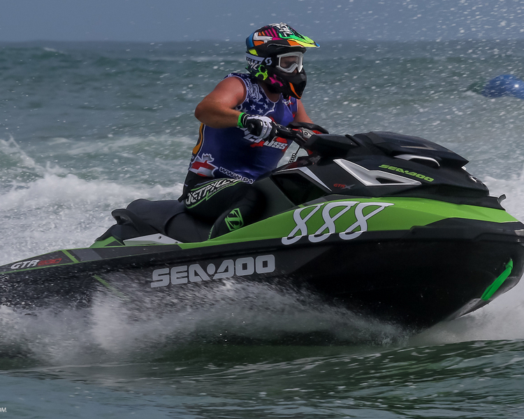 Mark Wilson - P1 AquaX Rider