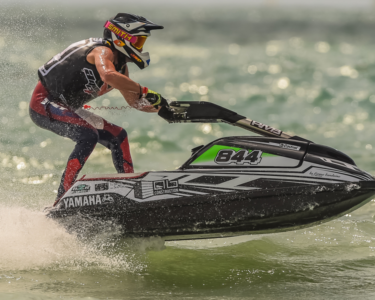 Maxence Russel - P1 AquaX Rider