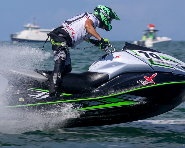 Vincent Thomas - P1 AquaX Rider