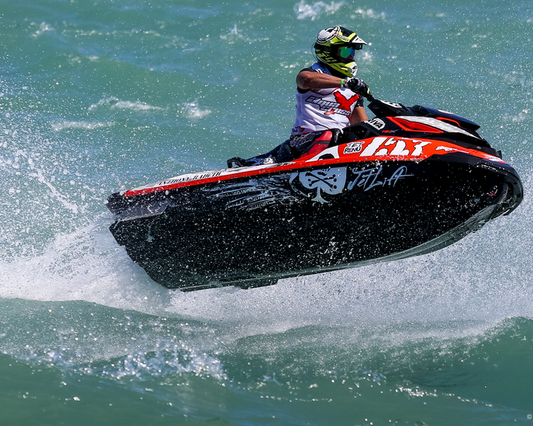 Anthony Radetic - P1 AquaX Rider