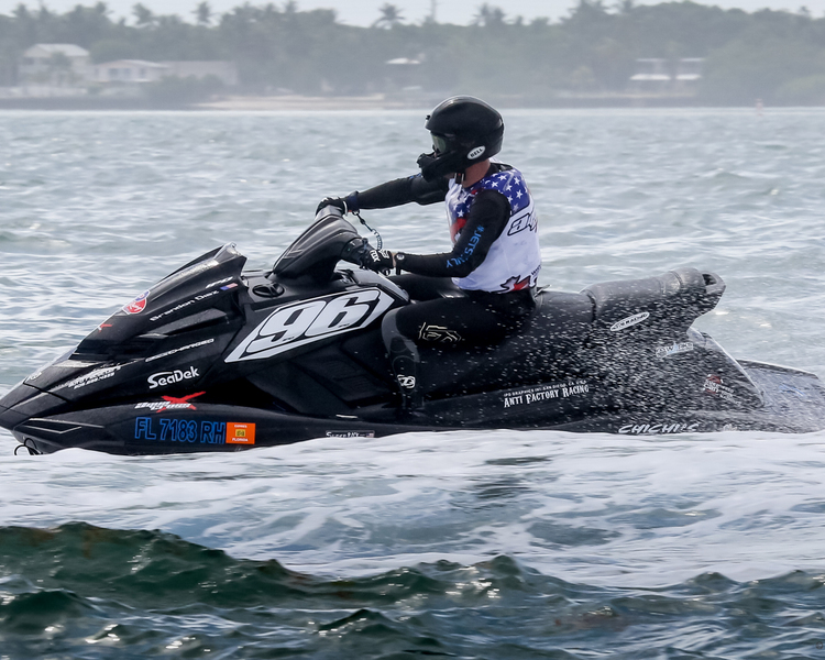 Brandon Diaz - P1 AquaX Rider
