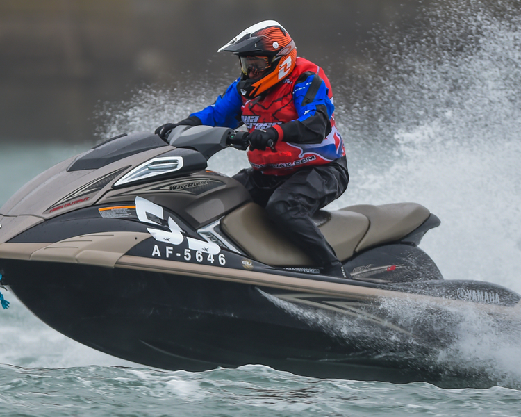 Stephen James - P1 AquaX Rider