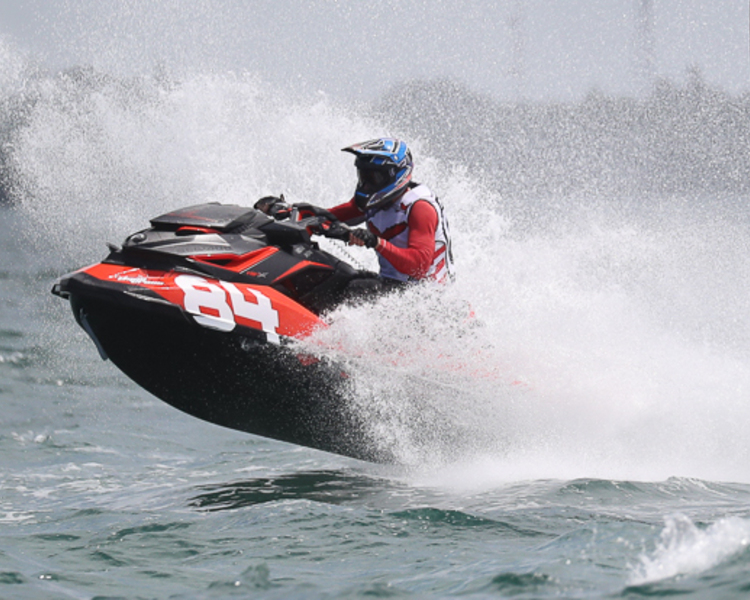 Joe Mchattie - P1 AquaX Rider