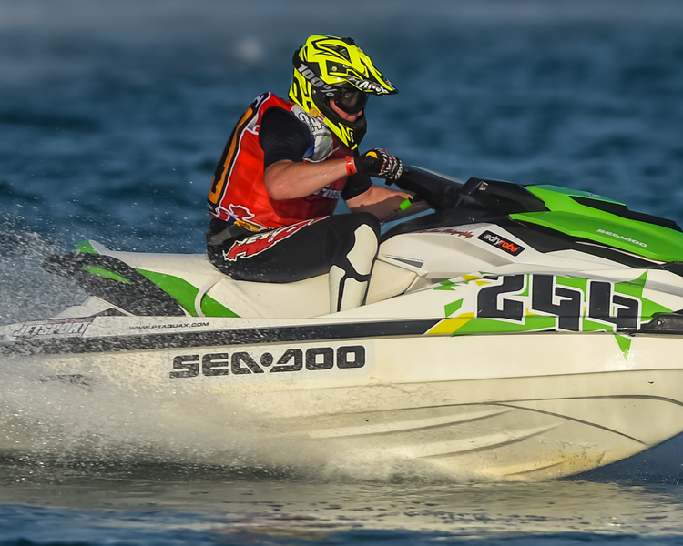 Phil Howarth - P1 AquaX Rider