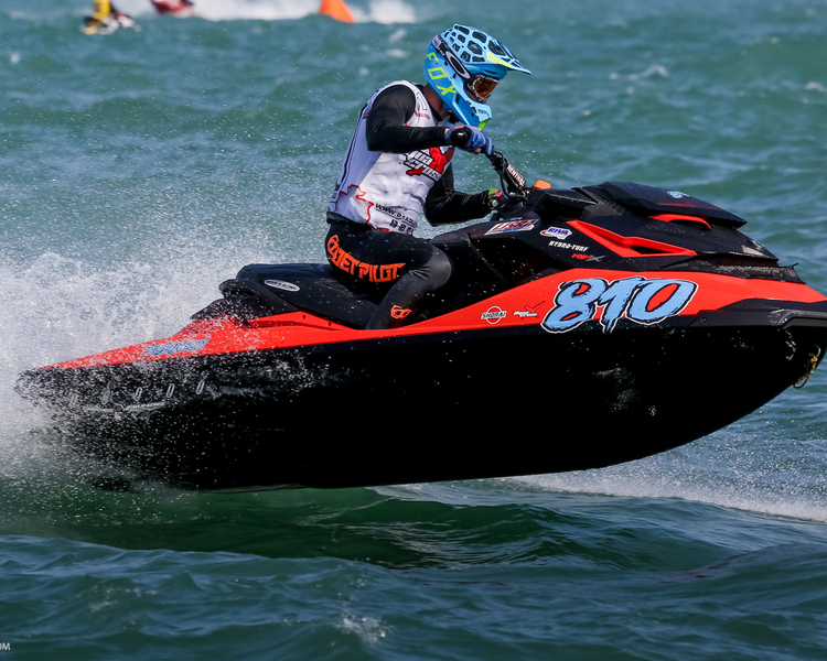 Anthony Robinson - P1 AquaX Rider