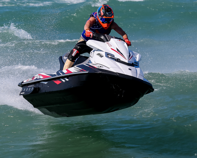 Christian Daly - P1 AquaX Rider