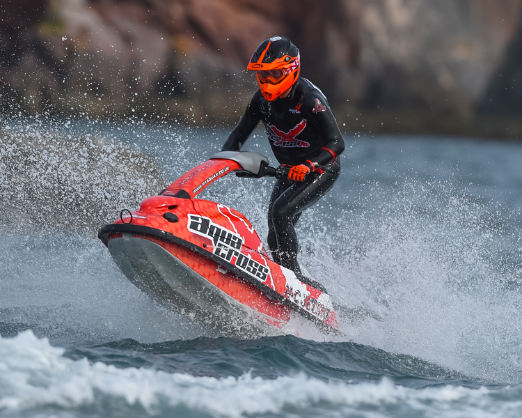 Sam Harding Jones  - P1 AquaX Rider
